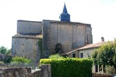 Eglise Notre-Dame - Deutsch:   Château-Larcher, Kirche von N