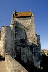 Château d'Harcourt -  Château d'Harcourt, Donjon