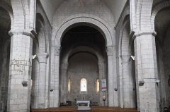 Eglise Notre-Dame - Deutsch:   Katholische Pfarrkirche Notre-Dame in Chauvigny im Département Vienne (Nouvelle-Aquitaine/Frankreich), Kapitell