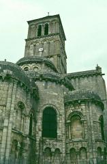 Eglise Notre-Dame - Deutsch: Chauvigny: Notre Dame