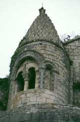 Eglise Saint-Pierre - Deutsch: Chauvigny: St. Pierre