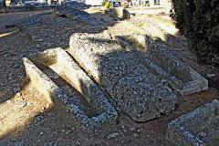 Cimetière gallo-romain - Deutsch: Civaux, Nekropole, Sarkophage