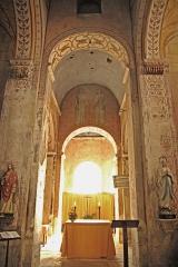 Eglise Saint-Gervais Saint-Protais - Deutsch: Civaux, Kirche,