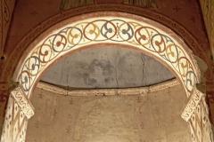 Eglise Saint-Gervais Saint-Protais - Deutsch: Civaux, Kirche, Chor aus