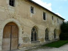Couvent des Carmes - Français:   Le couvent des Carmes, Loudun, Vienne, France