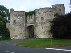 Porte du Martray - Français:   Porte du Martray à Loudun