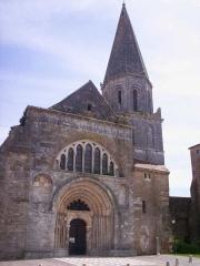 Ancien Hôtel-Dieu -  Chapelle Saint-Laurent à Montmorillon, sur le site de la Maison Dieu (XIIe siècle), Vienne, France