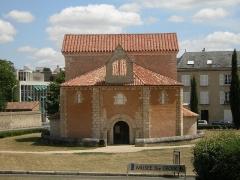 Baptistère Saint-Jean -  Poitiers: Baptistère Saint-Jean de Poitiers.