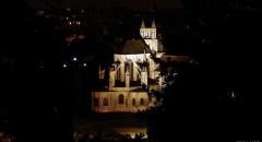 Eglise Saint-Jean de Montierneuf - fr:Poitiers. SAINT-JEAN-DE-MONTIERNEUF. Auteur: Sergey Selyunin. Russie. Site: [1]