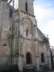 Eglise Saint-Hilaire -  Poitiers: Saint-Hilaire-le-Grand.