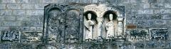 Eglise Saint-Hilaire - Deutsch: Poitiers: St. Hilaire, Detail