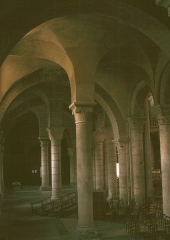 Eglise Saint-Hilaire - Deutsch: Poitiers: St. Hilaire, Krypta