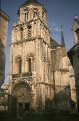Eglise Sainte-Radegonde - Deutsch: Poitiers: Ste. Radegonde