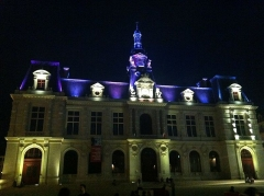 Hôtel de ville - Français:   Hôtel Centre Ville à Poitiers-France, calme ambiance mais toujours agitant!