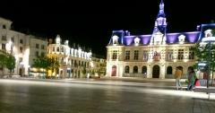 Hôtel de ville -  Hôtel de ville de Poitiers