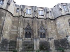 Ancien Palais des Comtes de Poitiers - Palais de Justice, Poitiers, Poitou-Charentes, FRANCE