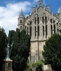 Ancien Palais des Comtes de Poitiers -  Poitiers