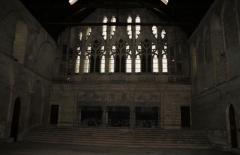 Ancien Palais des Comtes de Poitiers -  Description =Palais de justice de Poitiers, salle des pas perdus  Source =Photo taken by Remi Jouan Date =Mars 2007 Author =Remi Jouan