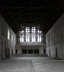 Ancien Palais des Comtes de Poitiers - Palais de justice de Poitiers, salle des pas perdus