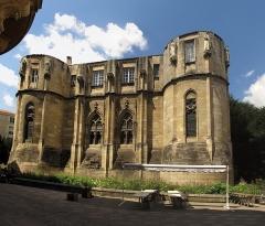 Ancien Palais des Comtes de Poitiers - Deutsch: Poitiers (Frankreich): Palais des Comtes (Grafenpalast)