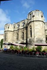 Ancien Palais des Comtes de Poitiers - Tours de Palais de Justice