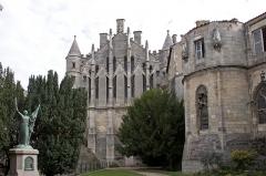 Ancien Palais des Comtes de Poitiers -  Palais des Comtes de Poitiers