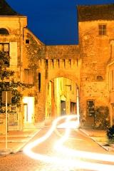 Porte de ville - Français:   Porte de ville