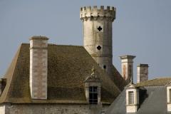 Ancienne abbaye - English: Abbaye; Saint-Savin-sur-Gartempe; Poitou-Charentes, Vienne, France; ref: PM_012294_F_Saint_Savin_sur_Gartempe;; Le bâtiment conventuel; Photographer: Paul M.R. Maeyaert; www.pmrmaeyaert.eu, © Paul M.R. Maeyaert; pmrmaeyaert@gmail.com; Cultural heritage; Cultural heritage/Romanesque; Europe/France/Saint-Savin-sur-Gartempe