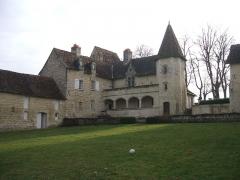 Château de la Massardière - Français:   Château de la Massardière