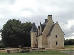 Manoir de Champdoiseau - Français:   Manoir de Chandoiseau Photo A. RICHARD