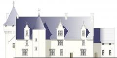 Manoir de Champdoiseau - Français:   Manoir de Chandoiseau - Projet de restauration