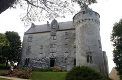 Château de la Motte -  Chateau de la Motte d'Usseau