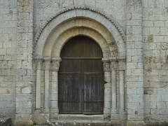 Eglise -       This file was uploaded  with Commonist.