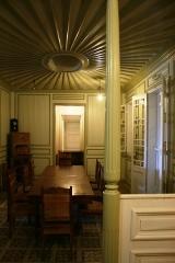 Maison Martin ou Martin Valliamé, actuellement office du tourisme de Saint-André - Français:   Intérieur de la maison Martin-Valliamée à Saint-André de La Réunion.