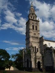 Eglise Sainte-Anne - English:   Church of Sainte-Anne, in the commune of Saint-Benoît, Réunion Island.