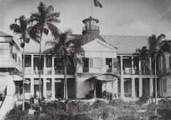 Hôtel de la Préfecture -  Hôtel du gouverneur — Saint-Denis, Réunion