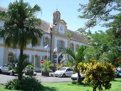 Hôtel de ville -  La mairie de Saint Pierre