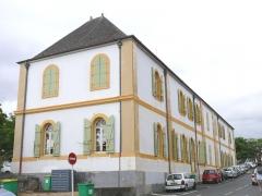 Hôtel de ville - Français:   Saint-Pierre (La Réunion) - Hôtel de ville - Façade de la partie arrière