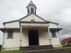 Eglise Saint-Martin -  Eglise de Grand Îlet, Île de la Réunion