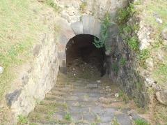 Fort Saint-Charles, Fort Richepance ou Fort Delgrès, puis laboratoire de vulcanologie - English: Fort Delgrès