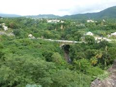 Pont sur le Galion - Français:   Vue d\'ensemble du pont sur le Galion