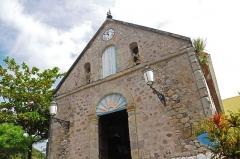 Eglise -  Eglise Notre-Dame de l'Assomption, Terre-de-Haut, Iles des Saintes, near Guadeloupe