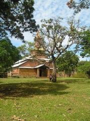 Chapelle de l'île Royale -  Eglise de l'Île Royale