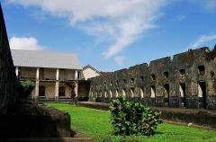 Iles du Salut - îles Royale, Saint-Joseph et du Diable -  bagne des Iles du Salut en Guyane (France)