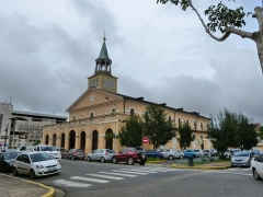 Cathédrale Saint-Sauveur - Français:   Cathédrale Saint-Sauveur de Cayenne (Guyane)
