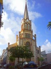 Cathédrale Saint-Louis -  cathédrale Saint-Louis, à Fort de France (Martinique)