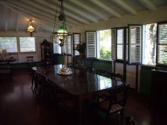Habitation Clément ou Domaine de l'Acajou - Deutsch: Habitation Clément inside, Martinique