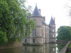 Château de Craon -  Château de Haroué, may 2006