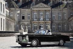 Château de Craon -  Année du modèle présenté: 1955  www.grand-est-supercars.com