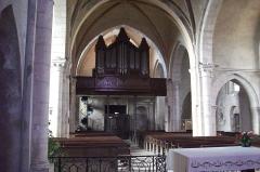Eglise - Français:   Liverdun (Meurthe-et-Moselle, France), église saint Pierre, orgue Claude-Ignace Callinet de 1847 intact, restauré en 1999 par Laurent Plet.